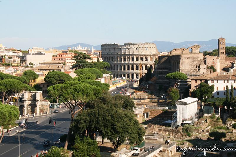 Roma en dos dias