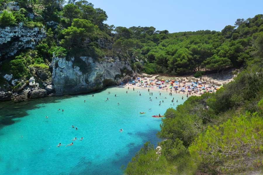 Las mejores playas de Menorca, mi top ten particular