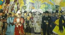 Diego Rivera: a cool, rebel, fat guy with high-pitched voice
