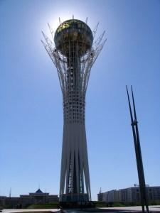 Astana - El Bayterek