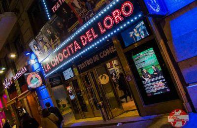 la chocita del loro monologos Madrid