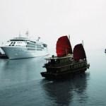 Silversea, Cruceros de lujo por Oriente
