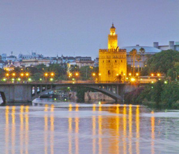 Torre del Oro: Monumento de Sevilla