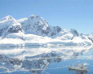 Experiencia única en la Antártida