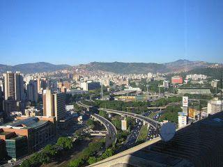 Los impresionantes paisajes de Caracas, Venezuela