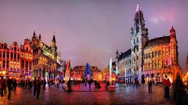 Guía para viajar a Bruselas