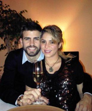 Shakira este din nou insarcinata cu fotbalistul spaniol Gerard Pique!