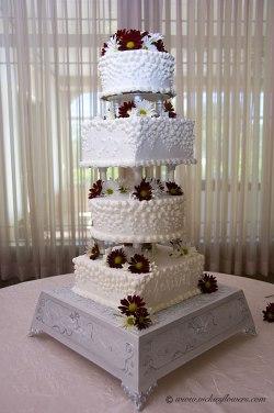 Horrible Four Tier Wedding Cake Pers Brighton Co Florist Wedding Cake Pers Etsy Wedding Cake Pers Rustic