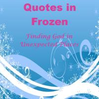 6 Powerful Quotes in the movie Frozen