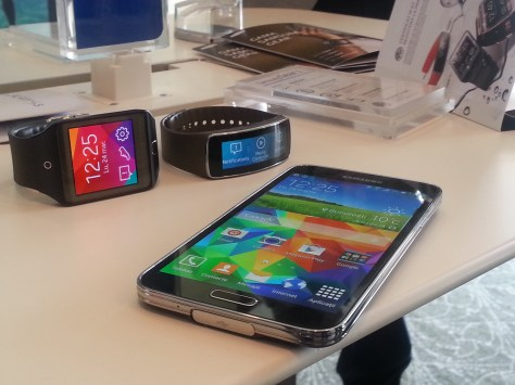 gear fit, gear 2 neo, s5