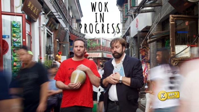 Wok In Progress Presales Art