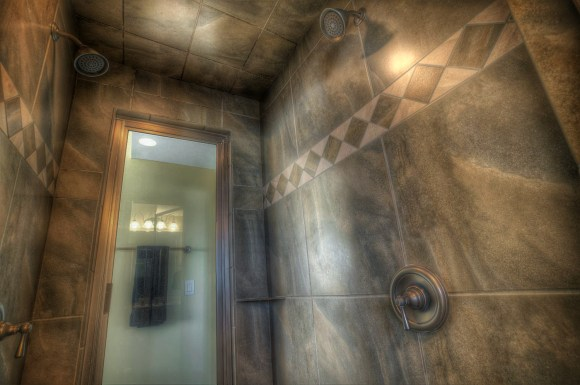 Costa Rican Stlye Tile Shower