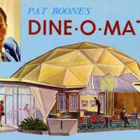 Celebrity restaurateurs: Pat Boone