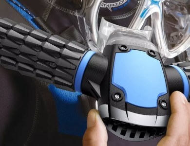 Triton Scuba Mask Agallas Artificiales