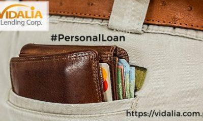 Everything You Need to Know About Personal Loans - Vidalia Lending