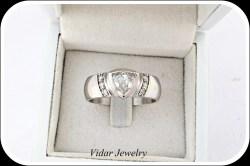 Small Of Diamond Wedding Rings