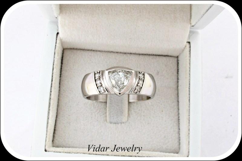 Large Of Diamond Wedding Rings