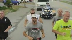 Fox News July 4th 2012 Marine runs across America for good cause
