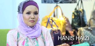 BTS Hanis Haizi @ Safiyya TV9 - HANIS TV & pbuncut