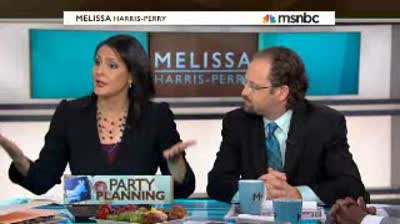 Melissa Harris-Perry  Long-term party-building for Democrats