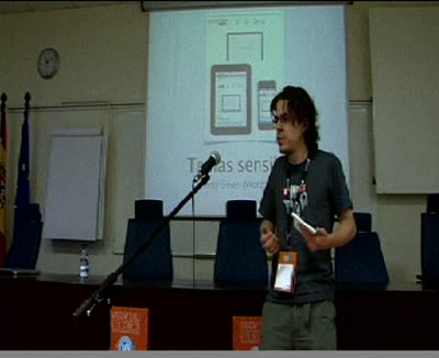 Jorge Bernal: WordPress Mobile: Reality and vision