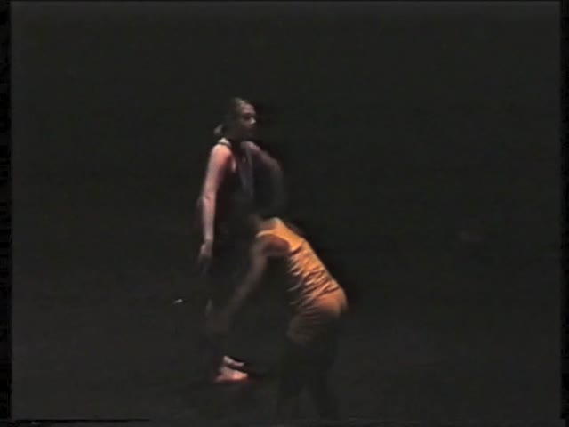 isolation came dance piece 1993 091013