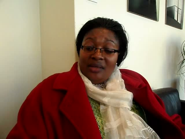 www.africanpress.me . Interview Janet Ongera, Executive Director, ODM party while visiting Norway 13th.10.2011