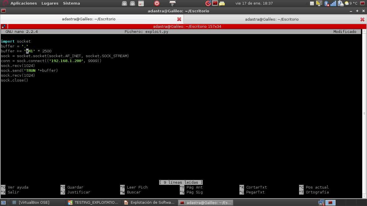 Explotación de Software Parte 26 – Uso de Plugins en WinDBG para agilizar el desarrollo de exploits