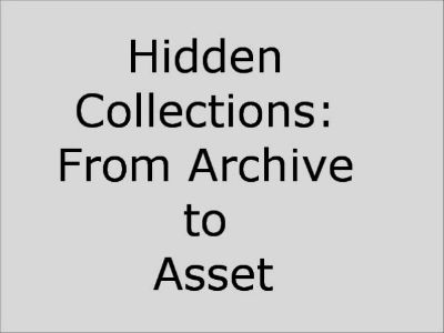 Hidden Collections: Jo Robinson and Katharina Lorenz