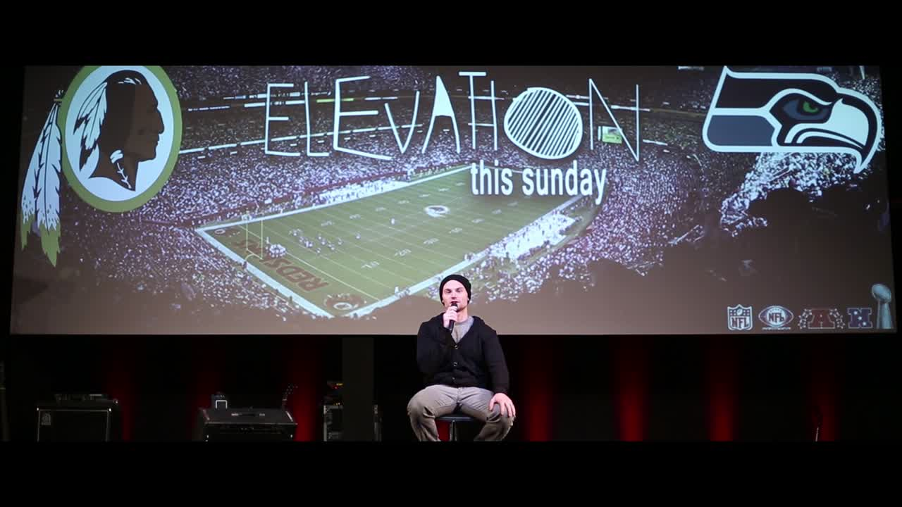 Elevation Football This Sunday Social Media
