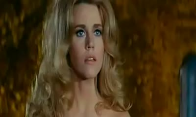 Barbarella gets her assignment