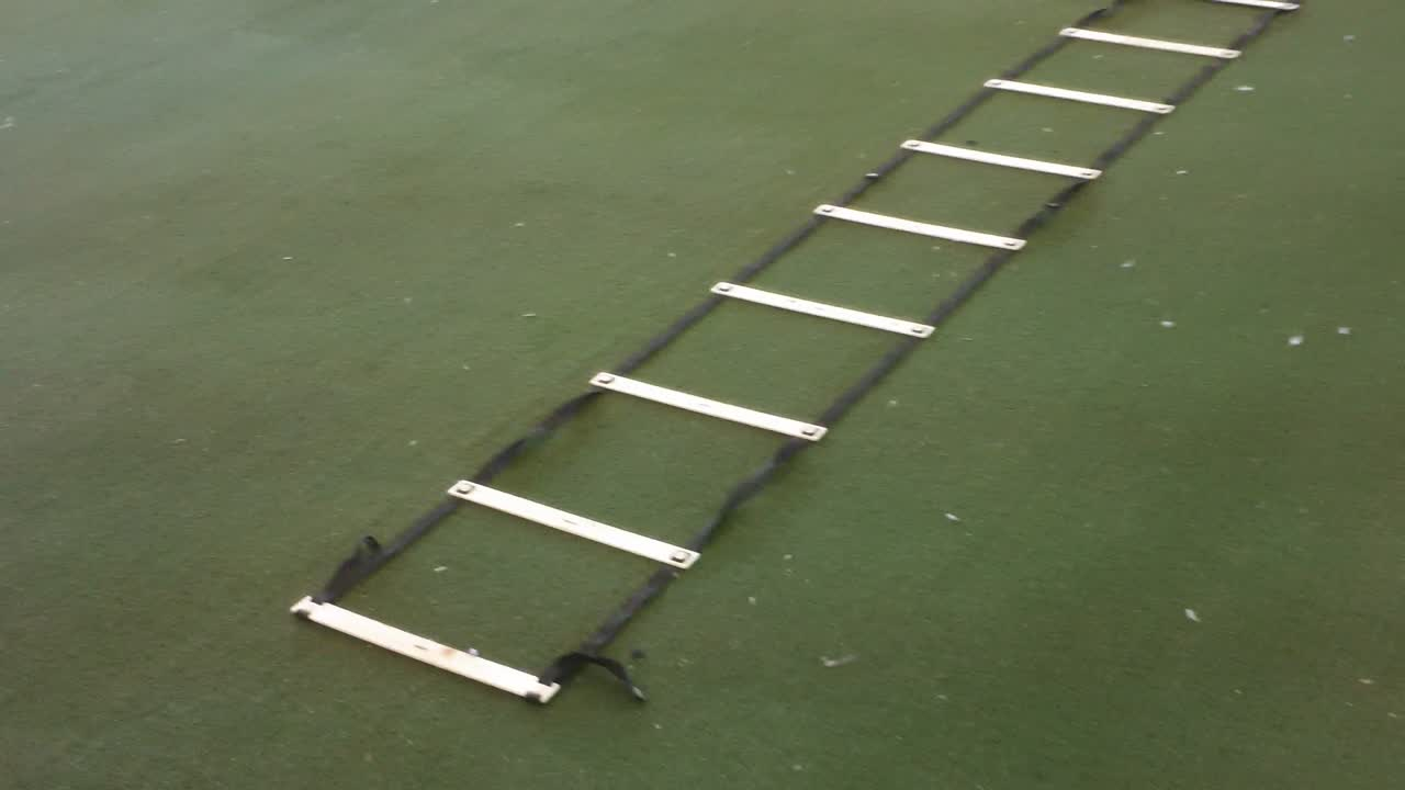 Dynamic Warm Up &#8211; Ladder Drill