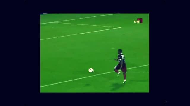 Zackarias Faour goals vs Aspire Qatar