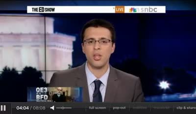EDSHOW-Ezra Klein – HUGE ECONOMY-BOOSTING ACTION BY FED