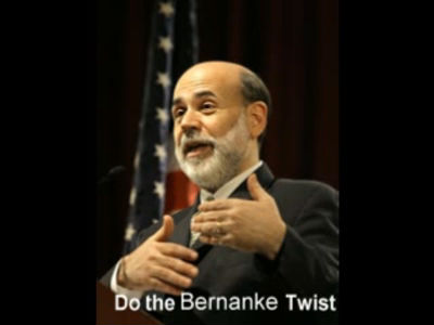 Do the Bernanke Twist!