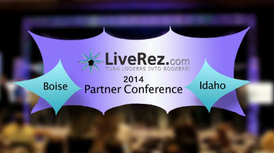 2014 LiveRez Partner Conference – Video Recap
