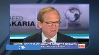 HP Sam Stein – Steve Rattner on the Tax Returns of Mitt Romney