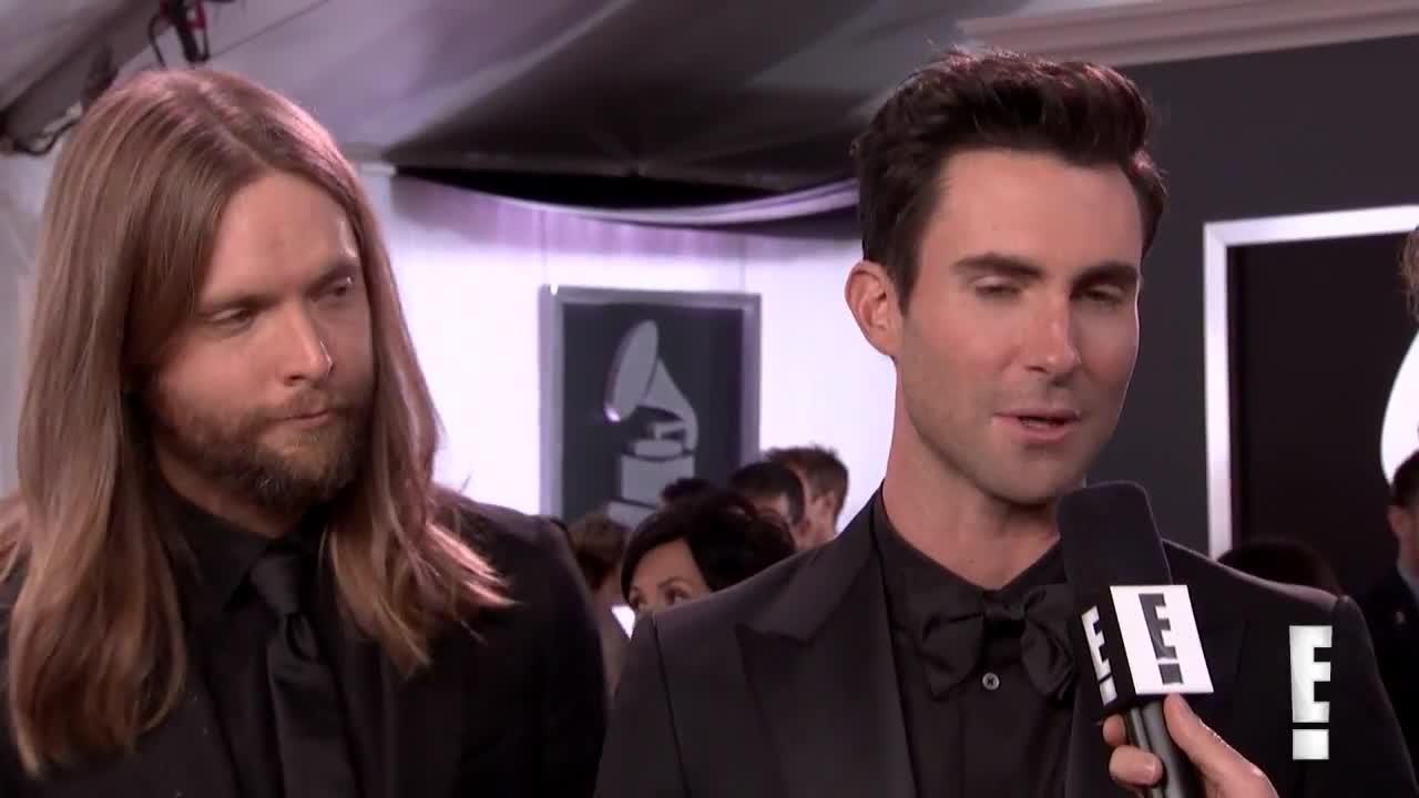 2013 Grammys Maroon 5
