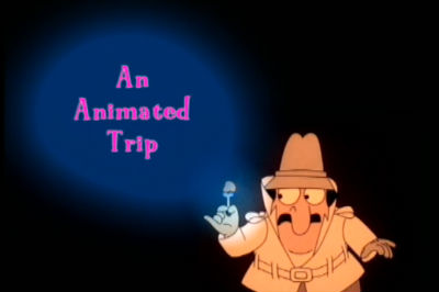 Pink Panther – An Animated Trip