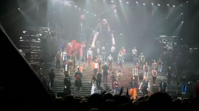 JESUS CHRIST SUPERSTAR BOWS 21.10.12