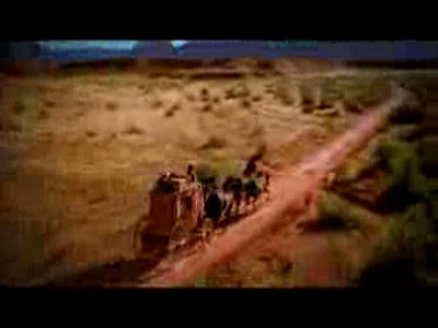 Runaway Stagecoach Mormon-Ad