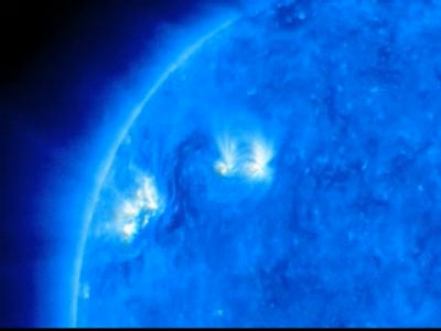 TCD scientist predicting solar storms