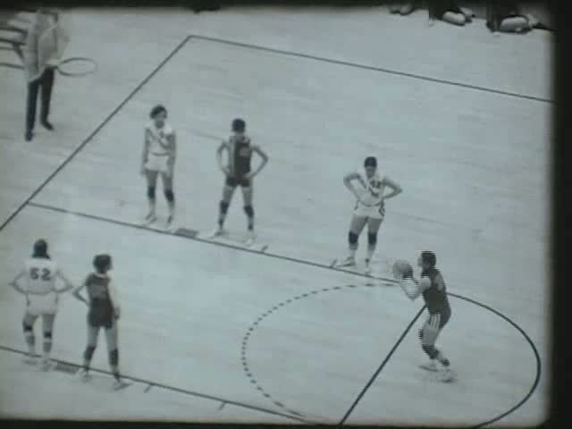 1st Half State Rolfe Dark Uniforms 3/10/71