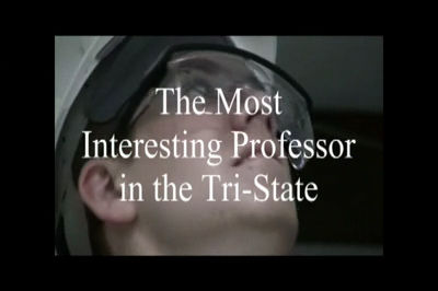 Most Interesting Professor – web