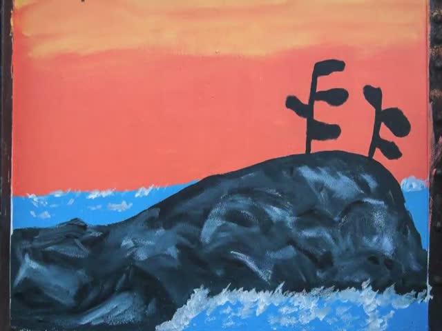 Parry Sound Bridge Art – 1