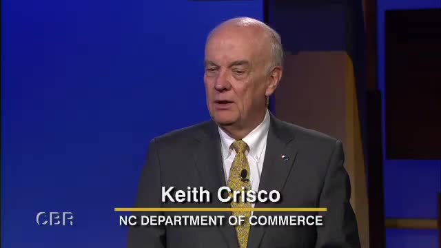 Sec. Keith Crisco, NC Commerce