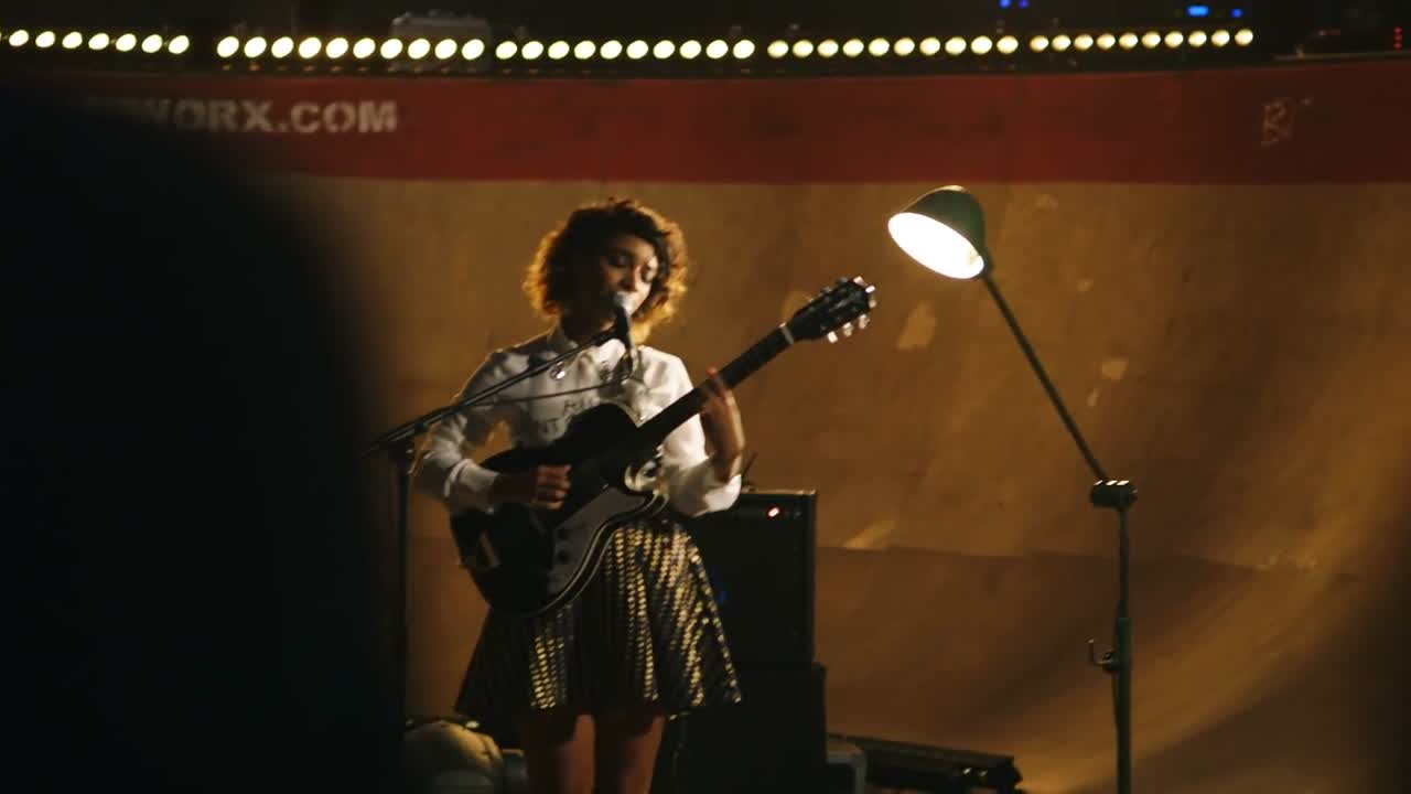 Lianne La Havas – Lost and Found | A Nokia Lumia Live Session