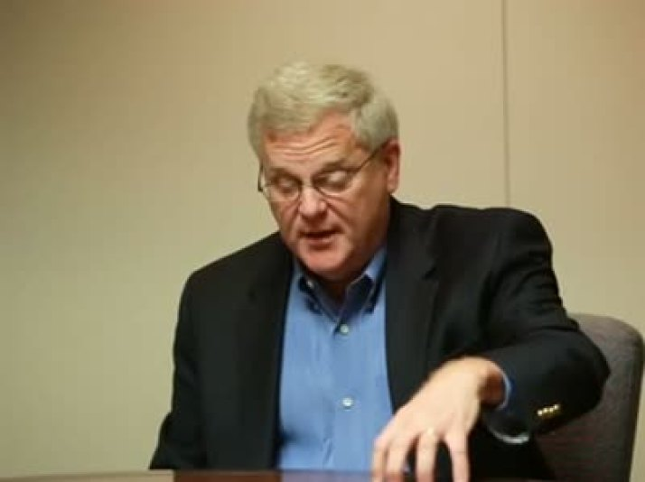 Rep. Alan Nunnelee Editorial Board Meeting