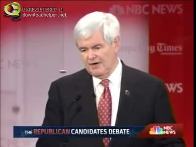 Newt Gingrich to the Moon, Alice