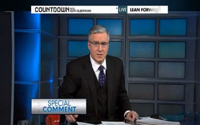 Keith Olbermann Special Comment: Violence Has No Place In Democracy